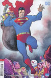 Cover for Action Comics (DC, 2011 series) #1005 [Francis Manapul Variant Cover]