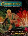 Cover for Commando (D.C. Thomson, 1961 series) #2