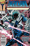 Cover for Darkhawk (Marvel, 1991 series) #4 [Newsstand]