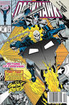 Cover for Darkhawk (Marvel, 1991 series) #22 [Newsstand]