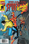 Cover for The Amazing Spider-Man (Marvel, 1999 series) #5 [Newsstand]