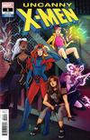 Cover for Uncanny X-Men (Marvel, 2019 series) #1 (620) [Jen Bartel]