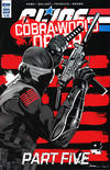 Cover for G.I. Joe: A Real American Hero (IDW, 2010 series) #223 [Cover A]
