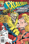 Cover for Excalibur (Marvel, 1988 series) #79 [Newsstand]
