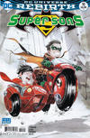 Cover for Super Sons (DC, 2017 series) #10 [Dustin Nguyen Cover]