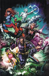 Cover for Uncanny X-Men (Marvel, 2019 series) #1 (620) [David Finch Virgin Art]