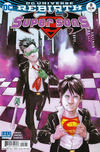 Cover for Super Sons (DC, 2017 series) #8 [Dustin Nguyen Cover]
