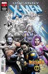 Cover for Uncanny X-Men (Marvel, 2019 series) #1 (620) [Leinil Francis Yu Premiere]