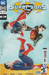 Cover for Super Sons (DC, 2017 series) #15 [Dustin Nguyen Cover]