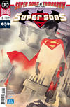 Cover for Super Sons (DC, 2017 series) #11 [Dustin Nguyen Cover]