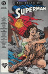 Cover Thumbnail for The Death of Superman (1993 series)  [Fifth Printing]
