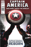Cover Thumbnail for Captain America: Who Won't Wield the Shield? (2010 series) #1 [Newsstand]