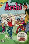Cover for Archi Serie Avestruz (Editorial Novaro, 1975 series) #117