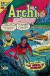 Cover for Archi Serie Avestruz (Editorial Novaro, 1975 series) #118