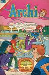 Cover for Archi Serie Avestruz (Editorial Novaro, 1975 series) #122