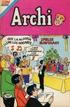 Cover for Archi Serie Avestruz (Editorial Novaro, 1975 series) #131