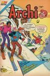 Cover for Archi Serie Avestruz (Editorial Novaro, 1975 series) #133