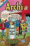 Cover for Archi Serie Avestruz (Editorial Novaro, 1975 series) #135