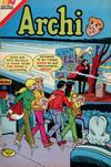 Cover for Archi Serie Avestruz (Editorial Novaro, 1975 series) #137