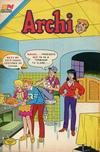 Cover for Archi Serie Avestruz (Editorial Novaro, 1975 series) #138