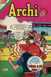 Cover for Archi Serie Avestruz (Editorial Novaro, 1975 series) #139