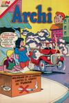 Cover for Archi Serie Avestruz (Editorial Novaro, 1975 series) #140