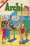 Cover for Archi Serie Avestruz (Editorial Novaro, 1975 series) #142