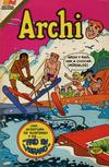 Cover for Archi Serie Avestruz (Editorial Novaro, 1975 series) #143