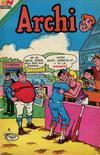 Cover for Archi Serie Avestruz (Editorial Novaro, 1975 series) #145