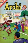 Cover for Archi Serie Avestruz (Editorial Novaro, 1975 series) #169