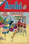 Cover for Archi Serie Avestruz (Editorial Novaro, 1975 series) #170