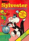 Cover for Tweety & Sylvester (Willms Verlag, 1975 series) #1