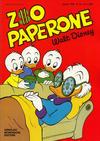 Cover for Zio Paperone (Arnoldo Mondadori Editore, 1987 series) #10