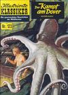 Cover for Illustrierte Klassiker [Classics Illustrated] (Norbert Hethke Verlag, 1991 series) #123 - Der Kampf am Dover