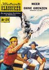 Cover for Illustrierte Klassiker [Classics Illustrated] (Norbert Hethke Verlag, 1991 series) #124 - Meer ohne Grenzen