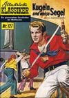 Cover for Illustrierte Klassiker [Classics Illustrated] (Norbert Hethke Verlag, 1991 series) #127 - Kugeln und weisse Segel
