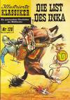 Cover for Illustrierte Klassiker [Classics Illustrated] (Norbert Hethke Verlag, 1991 series) #128 - Die List des Inka