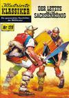 Cover for Illustrierte Klassiker [Classics Illustrated] (Norbert Hethke Verlag, 1991 series) #129 - Der letzte Sachsenkönig