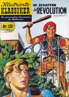 Cover for Illustrierte Klassiker [Classics Illustrated] (Norbert Hethke Verlag, 1991 series) #130 - Im Schatten der Revolution