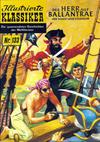 Cover for Illustrierte Klassiker [Classics Illustrated] (Norbert Hethke Verlag, 1991 series) #133 - Der Herr auf Ballantrae