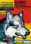 Cover for Illustrierte Klassiker [Classics Illustrated] (Norbert Hethke Verlag, 1991 series) #134 - Lobo und andere Tiergeschichten
