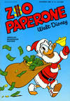 Cover for Zio Paperone (Arnoldo Mondadori Editore, 1987 series) #14