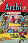 Cover for Archi Serie Avestruz (Editorial Novaro, 1975 series) #175