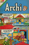 Cover for Archi Serie Avestruz (Editorial Novaro, 1975 series) #177