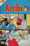 Cover for Archi Serie Avestruz (Editorial Novaro, 1975 series) #178