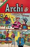 Cover for Archi Serie Avestruz (Editorial Novaro, 1975 series) #179
