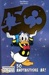 Cover for Donald Duck Tema pocket; Walt Disney's Tema pocket (Hjemmet / Egmont, 1997 series) #[107] - 50 andtastiske år!