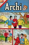 Cover for Archi Serie Avestruz (Editorial Novaro, 1975 series) #183