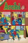 Cover for Archi Serie Avestruz (Editorial Novaro, 1975 series) #184