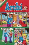 Cover for Archi Serie Avestruz (Editorial Novaro, 1975 series) #186